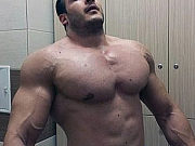 Log in tonight to JockMenLive.com - Huge Muscle