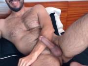 Arab gay - Turkish hunk with an huge cock - Xarabcam