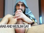 Arab gay indecent desert warrior. Iraqi soldier at day, gay fucker a night