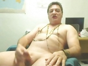 Mounir mouracade sissy masturbating