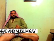 Arab gay Libya's most vicious fucker, caught while cumming