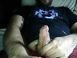 Sexy Str8 Stud Cums