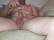Fork masturbation