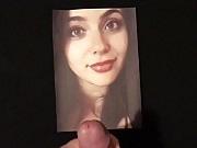 Lyndsey dcuster facial cum tribute