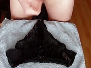 Cum in sil panties
