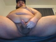 chubby multiple orgasm