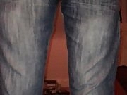 Jeans wetting