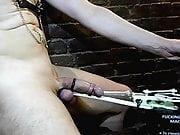 fucking plug sex machine cock 02
