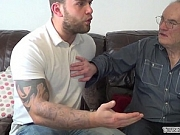 Muscle twink spanking and cumshot