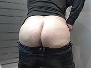 Mr BigHOLE Big Ass Gay Escort Show His Big Ass