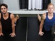 Gay yoga