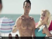 Hot Blonde Celebrity Julianne Hough Sexy Swimsuit Movie Scenes