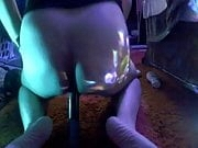 Fucking my ass with a Vibrator