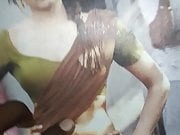 My hot cum and saliva on Aashna zaveri navel