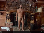 Nude Male Celebrity Mark Duplass Exposing His Great Cock