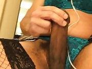 Teal lingerie