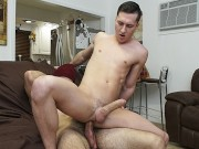 BrotherCrush - Horny Stepbro Fills Up His Little Buddy's Butt With Cum