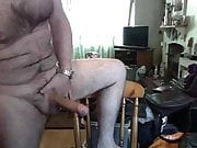 Two handed cock