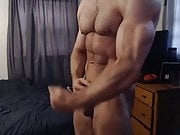 AustinLongjack webcam touching & showing hot b