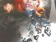 Nicki Minaj cum tribute #3