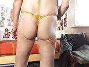 Sexy amber string