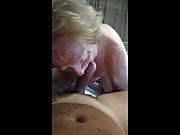 Older Cocksucker Loves Blowing my Cock