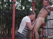 Fitness influencer Alex Mecum fuck Pierce Paris Bareback