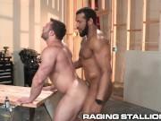 RagingStallion Raw Construction BBC Anal