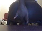 Fingering my hole