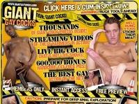 Giant Gay Cocks